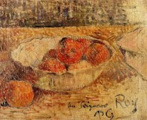 fruit in a bowl 1886