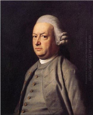 Potrait Of Thomas Flucker 1771