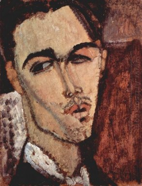 portrait of celso lagar 1915