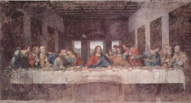 The Last Supper 1495