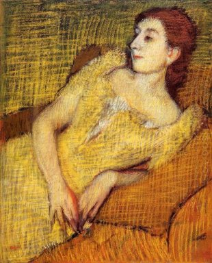 seated woman 1895