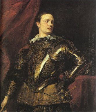 portrait of a young general 1627