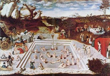 The Fountain Of Youth 1546