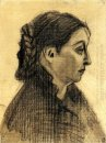 Head Of A Woman 17