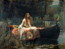 Lady Of Shalott 1888