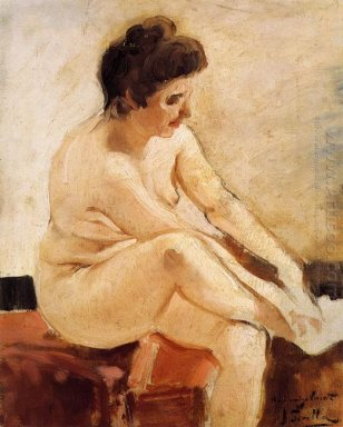 Seated Nude 1906