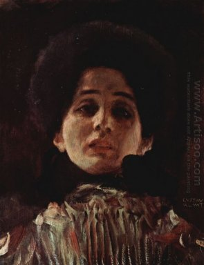 Portrait Of A Woman 1899