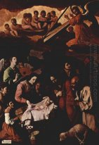Adoration Of The Shepherds 1638