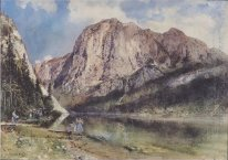 Altausseersee With Trisselwand 1839