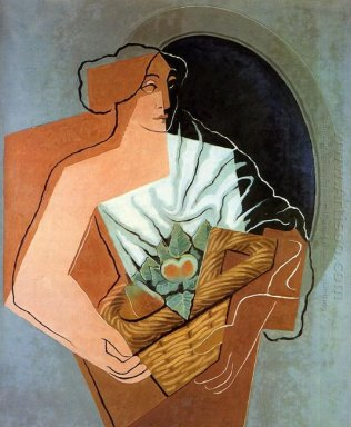 Woman With Basket 1927
