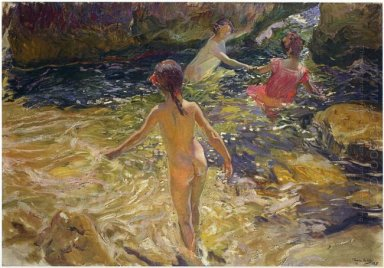 The Bath Javea 1905