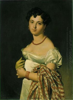 Portrait Of Madame Panckoucke