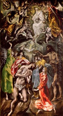 The Baptism of Christ 1608-28
