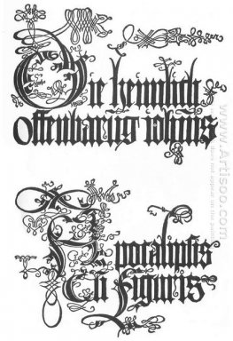 title page to the edition of 1498 1498
