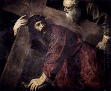 Christ Carrying the Cross c. 1565