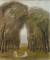 Jean Paul Lemieux Oil Painting - Oil Painting Reproductions & Jean ...
