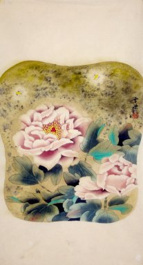 Flower - Chinese Painting
