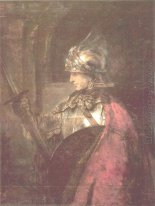 A Man In Armour 1655