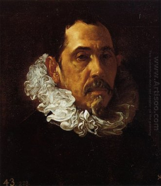 Portrait Of A Man With A Goatee 1622