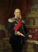 Portrait of Dr. Philipp Karell, Emperor's Physician