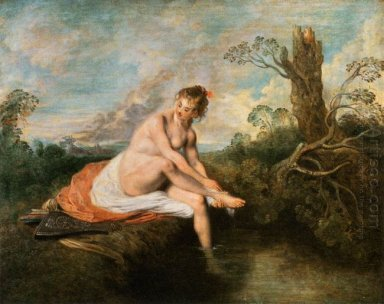 diana at her bath 1716