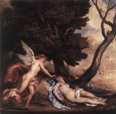 cupid and psyche 1640