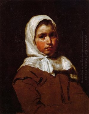 Young Peasant Girl 1650