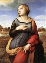 St Catherine Of Alexandria 1508