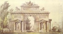 Design of a Triumphal Arch