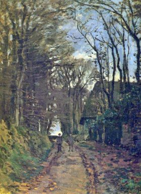 Lane In Normandy