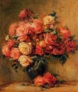Bouquet Of Roses 1900