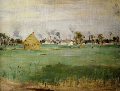 Landscape At Gennevilliers