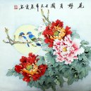 Peony&Birds - Chinese Painting