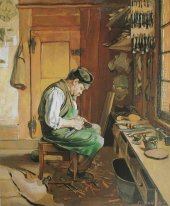 The Shoemaker 1878