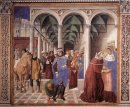 Arrival Of St Augustine In Milan 1465