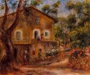 House In Collett At Cagnes 1912