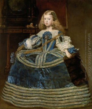 The Infanta Margarita 1659