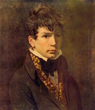 Portrait Of The Young Ingres