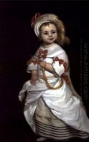 Portrait of a infanta