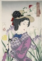 A Married Woman In The Meiji Period