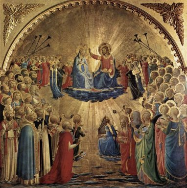 The Coronation Of The Virgin 1435