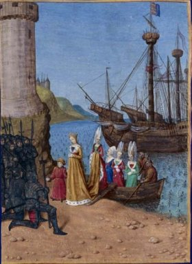 Back In England Isabella Of France 1460