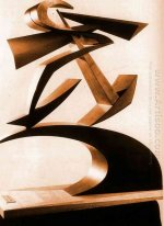 Dynamic Of Boccioni S Fist