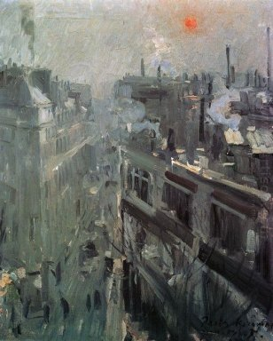 Paris Morning 1906