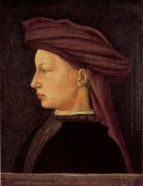 Portrait Of A Young Woman 1425