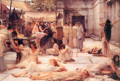 The Women Of Amphissa