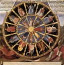 Mystic Wheel The Vision Of Ezekiel 1452