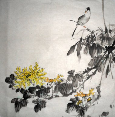 Birds&Flowers - Chinese Painting
