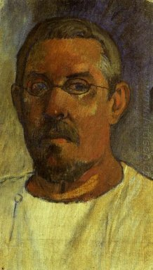 self portrait with spectacles 1903