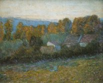 Autumn Afternoon, Giverny
